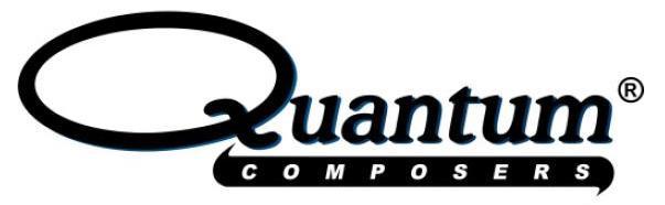 quantum composers