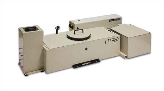 Laser Flash Photolysis Spectrometer Edinburgh Instrument