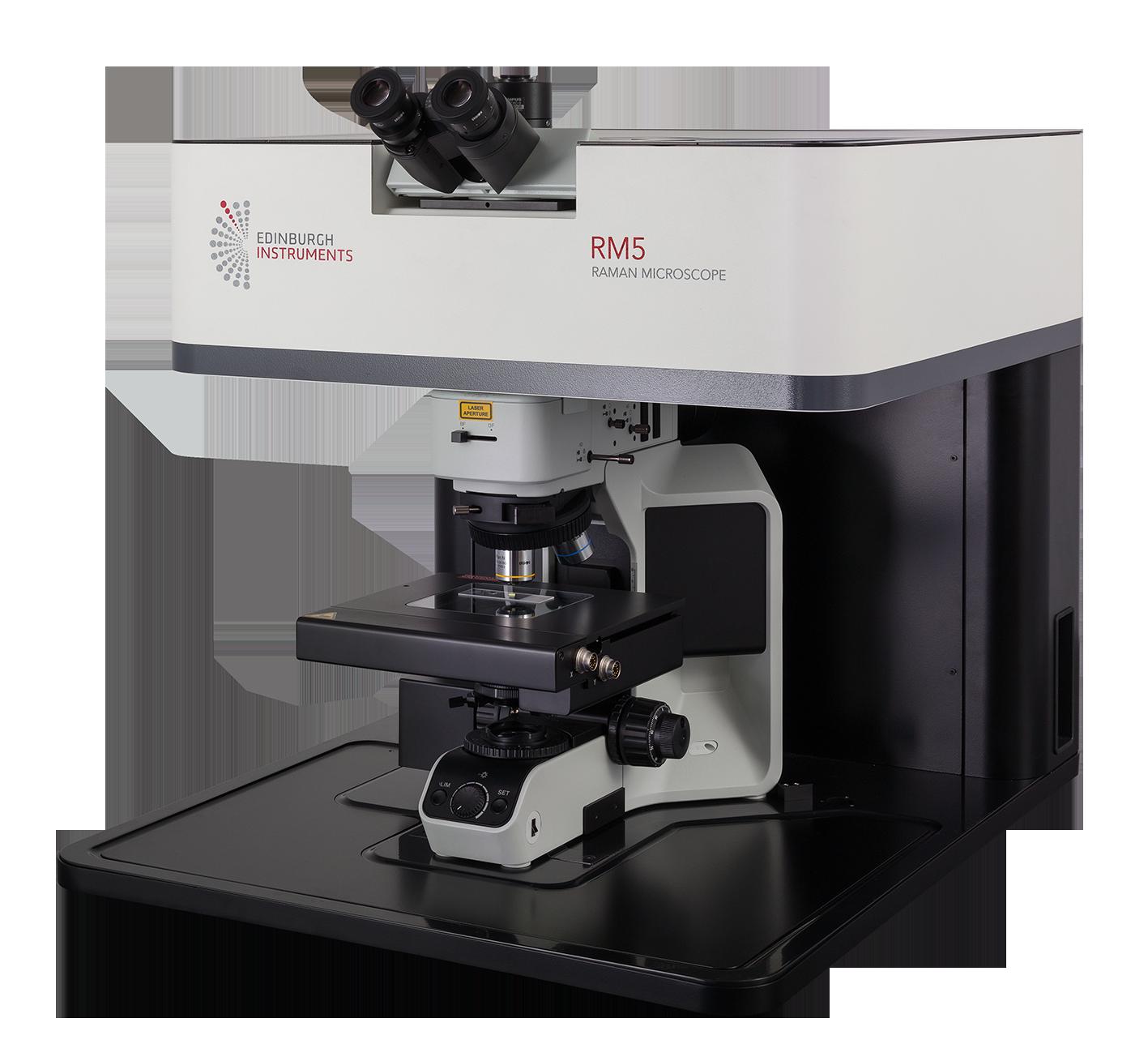 RM5 Raman Microscope