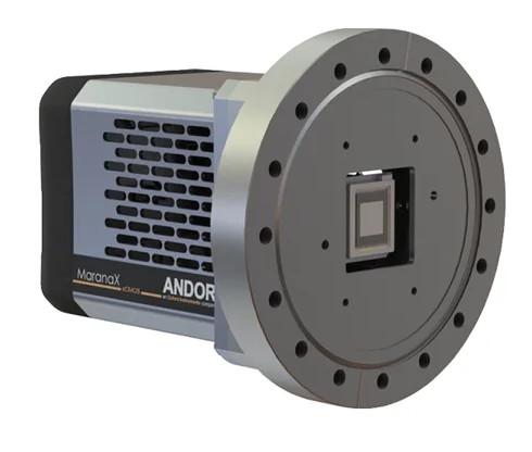 ANDOR High Energy Detection