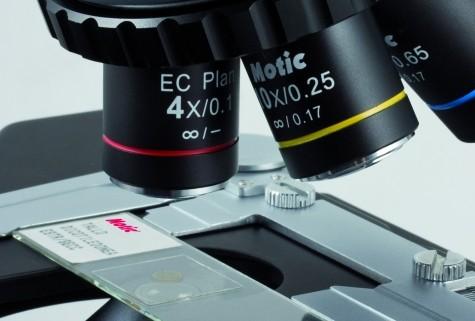Motic Microscope