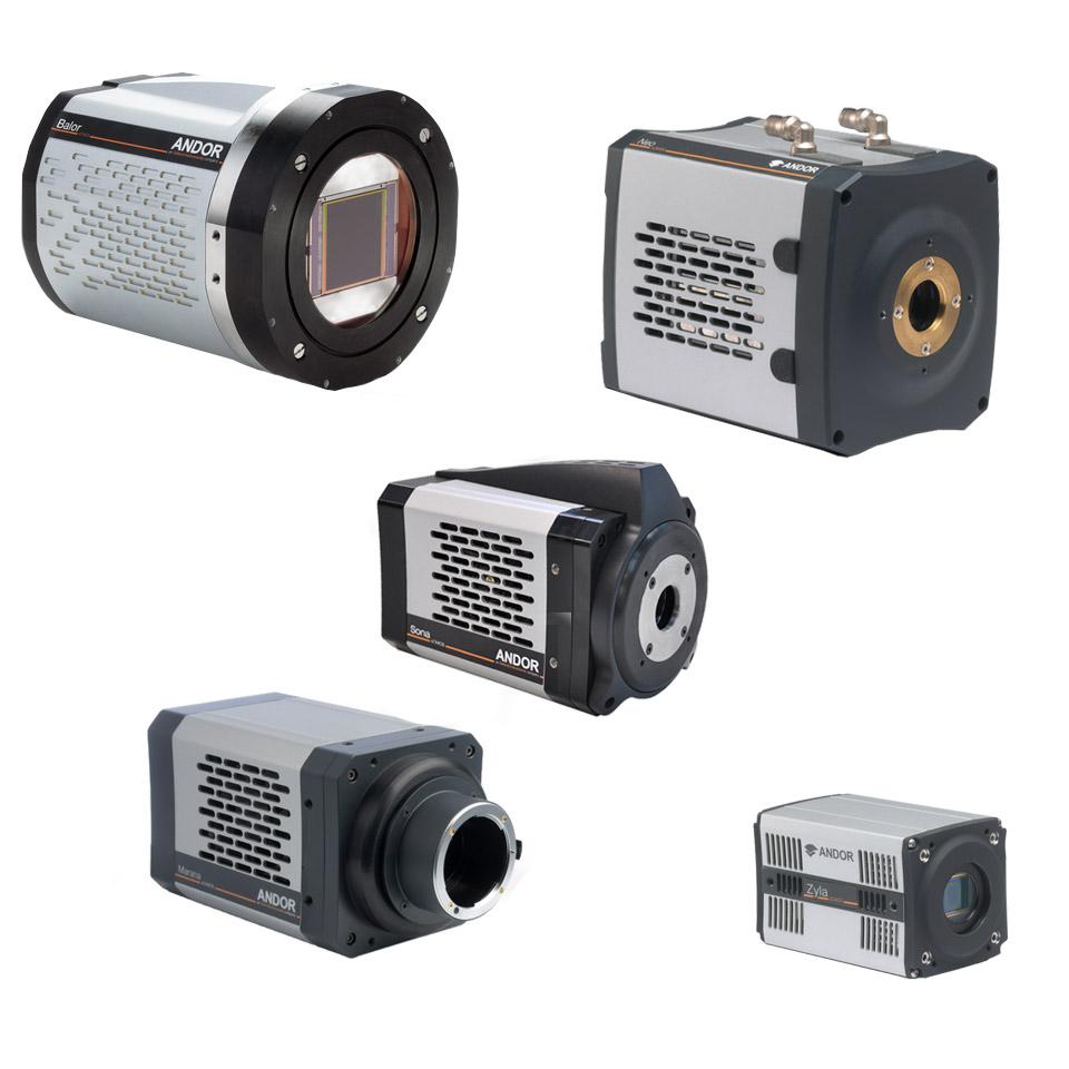 sCMOS Camera Series
