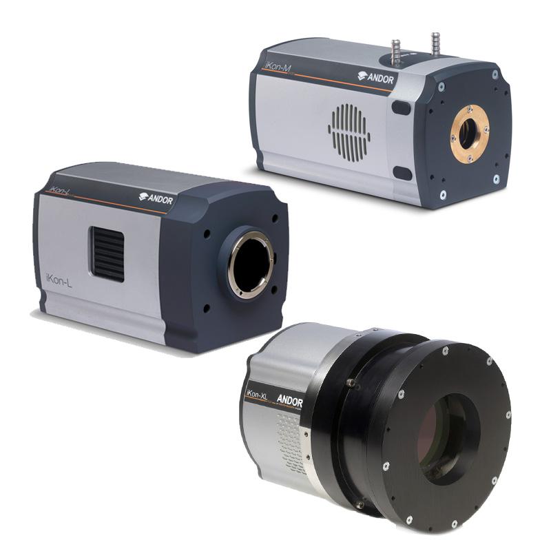 iKon CCD Cameras